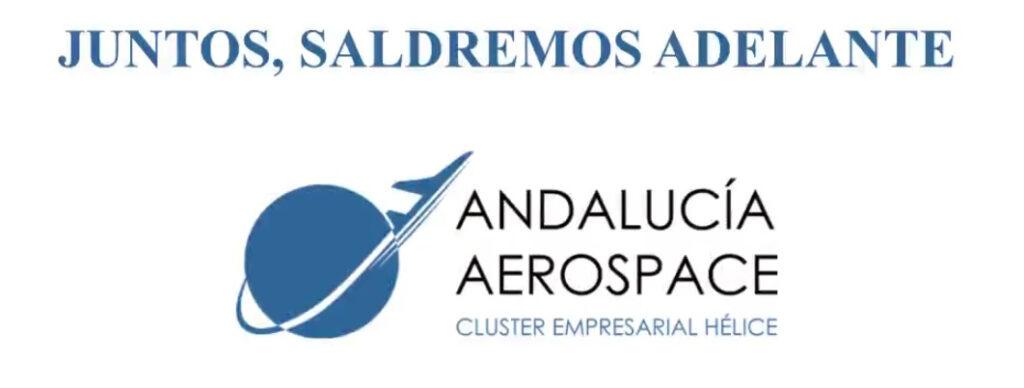juntos-saldremos GSC Sevilla Aerospace Logo